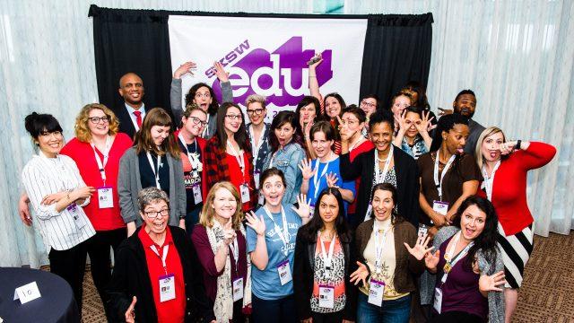 SXSW EDU 2018 International Women's Day Meet Up photo by Robert Santos.