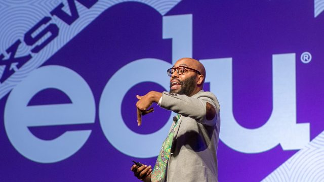 SXSW EDU 2017 Keynote, Christopher Emdin, We Got It from Here...Thank You 4 Your Service.