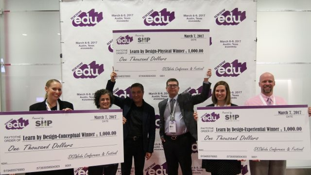 Citti Academy, BCPS Mobile Innovation Lab, and University of Utah Win Learn by Design Competition, hosted by SHP Leading Design.