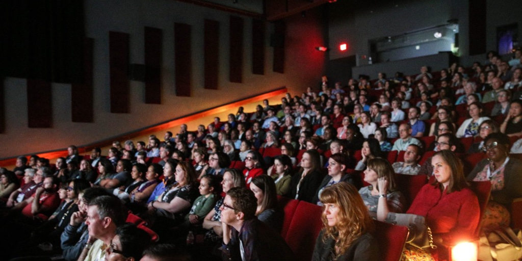 SXSW EDU Hidden Figures Film Screening at the Stateside Theatre in Austin, Tx.