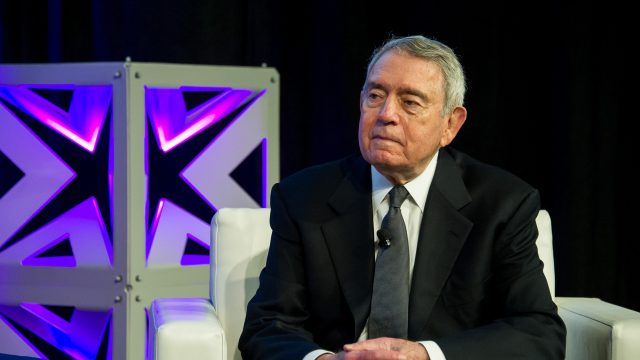 Dan Rather at SXSW EDU 2017 for The Rather Prize: The Best Idea to Improve TX Edu. Photo by David Rackley.