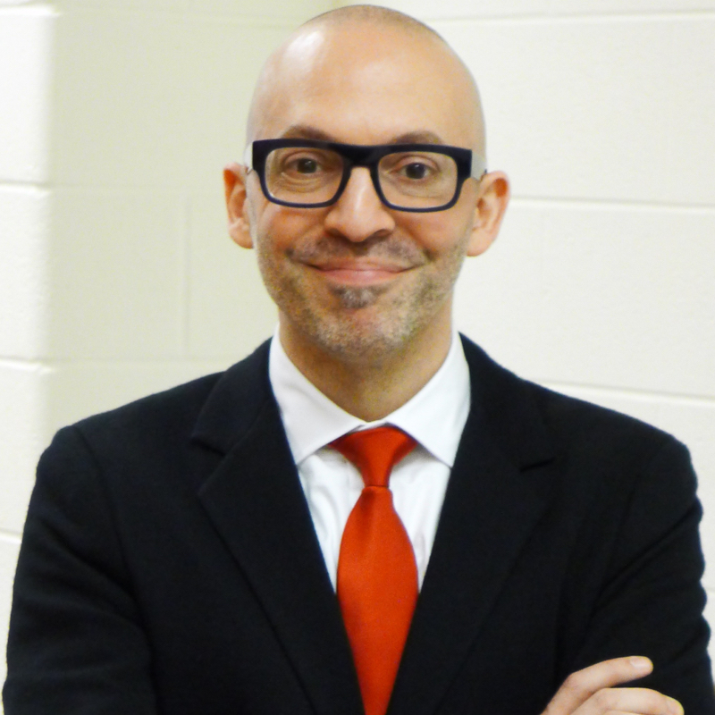 SXSW EDU 2018 Featured Speaker Mario R. Rossero.