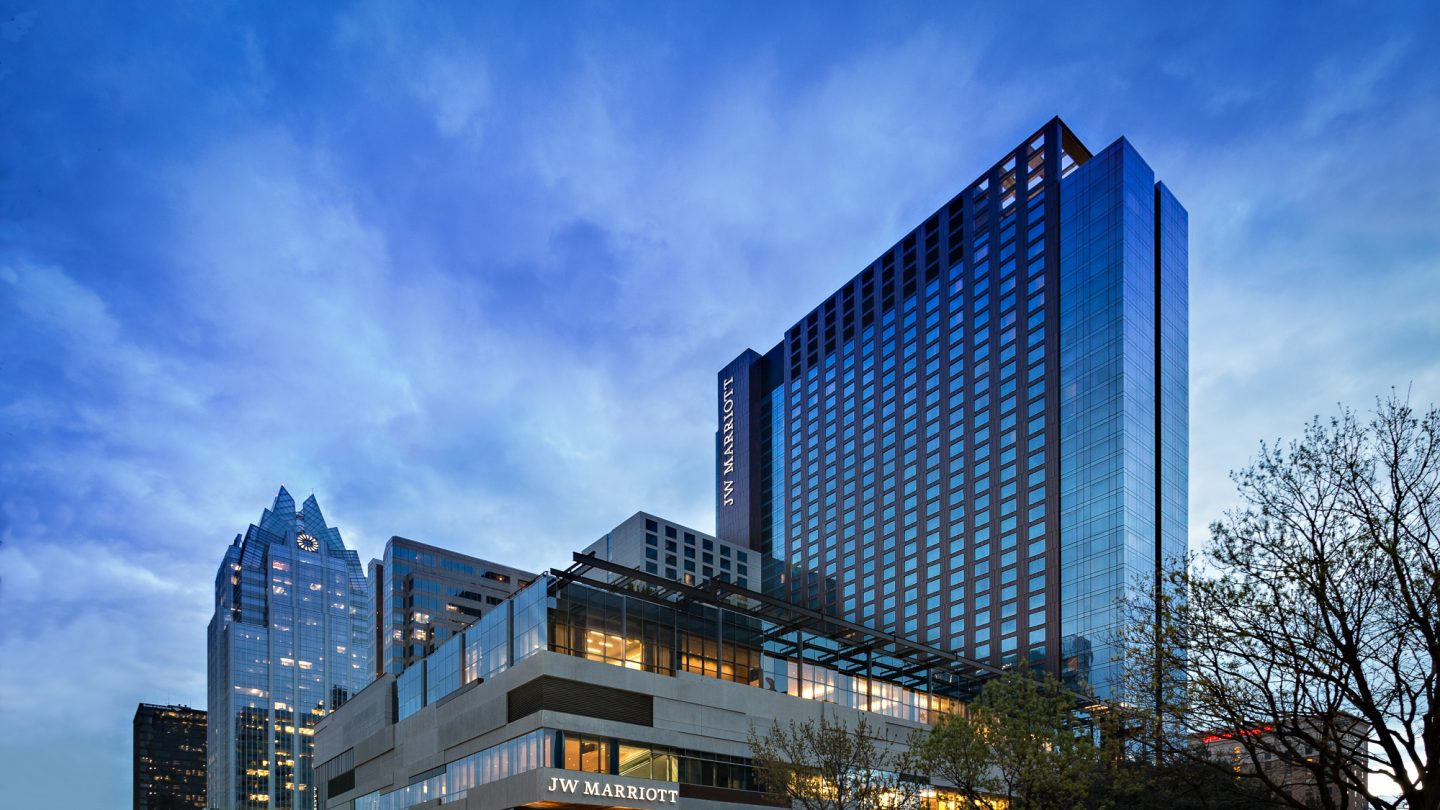 JW Marriott Downtown Austin