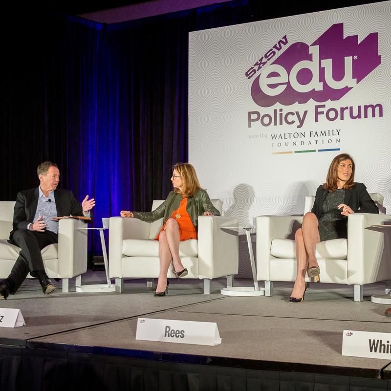 SXSW EDU 2017 Policy Forum.