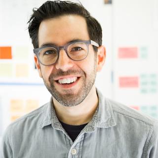 SXSW EDU 2018 Learn by Design Competition Emcee, Sam Seidel, Standford d.school.