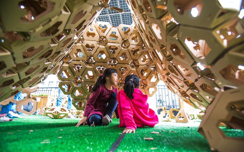 SXSW EDU 2018 Learn by Design Finalists, HEART board Pyramid.