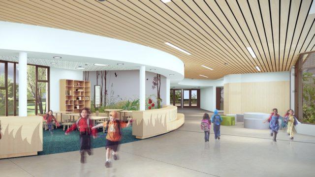 SXSW EDU 2018 Learn by Design Finalists, Pathfinder Kindergarten Center.
