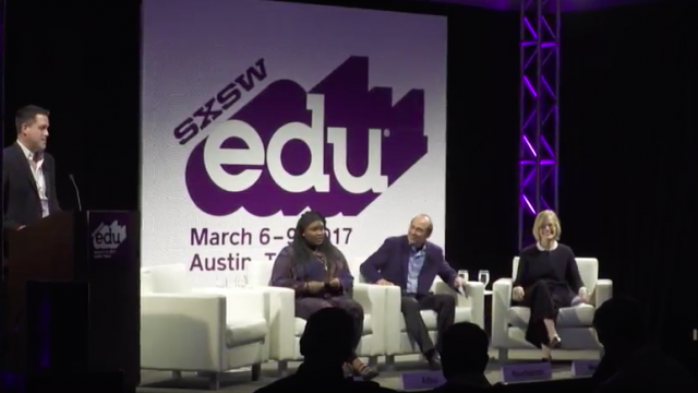 SXSW EDU 2017 | Featured Session