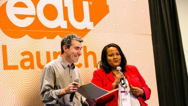 SXSW EDU Launch Competition by Diego Donamaria