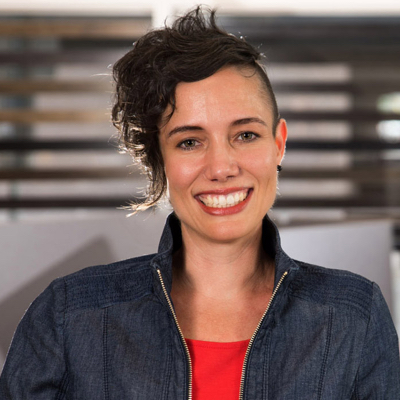 SXSW EDU Learn by Design Coach, Taryn Kinney.