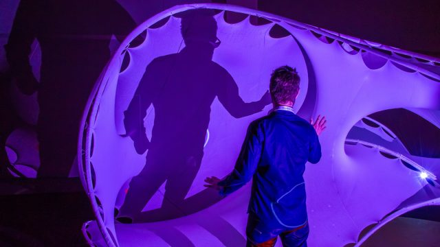 SXSW EDU 2017 Social Sensory Architectures Lounge.