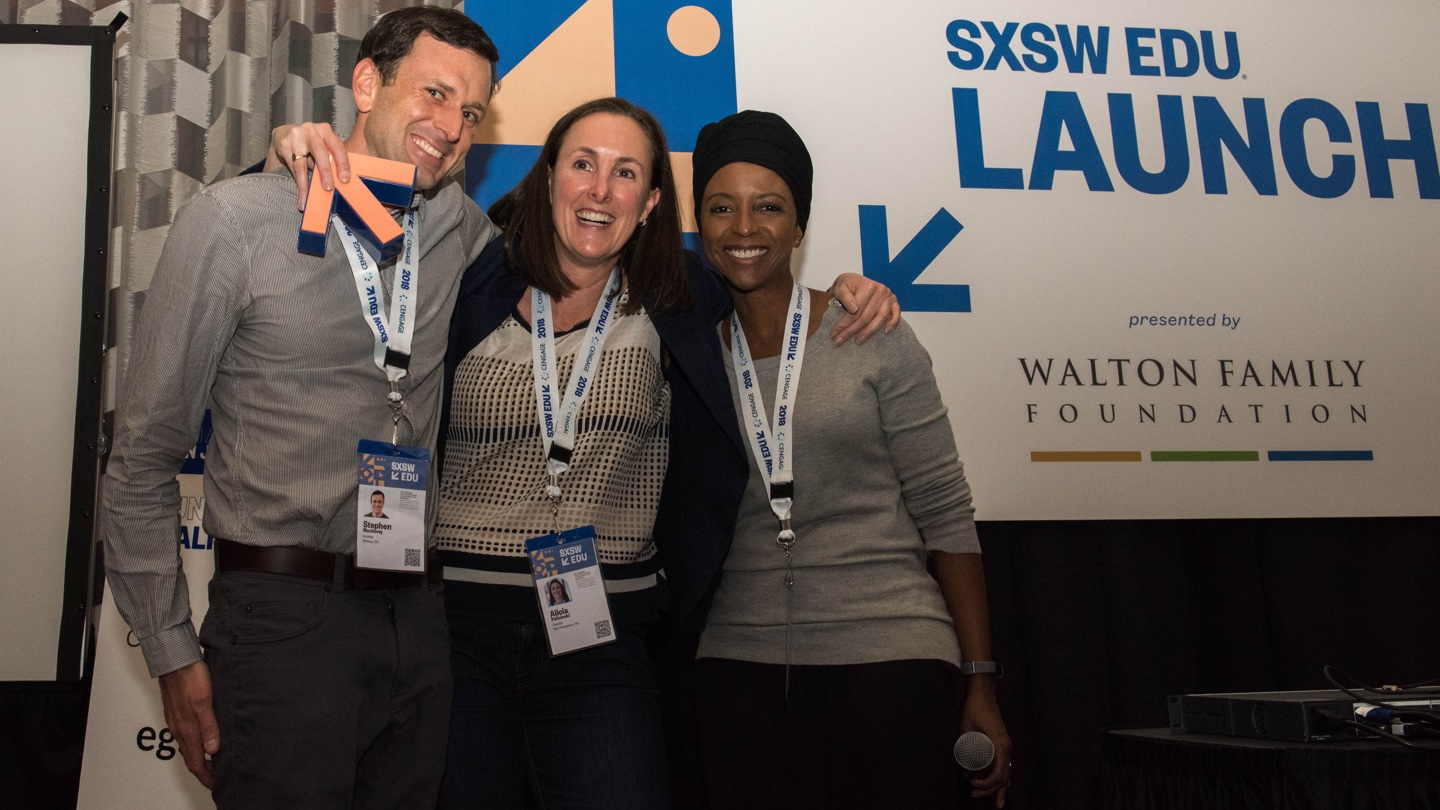 Quottly named winner of the SXSW EDU 2018 Launch Competition
