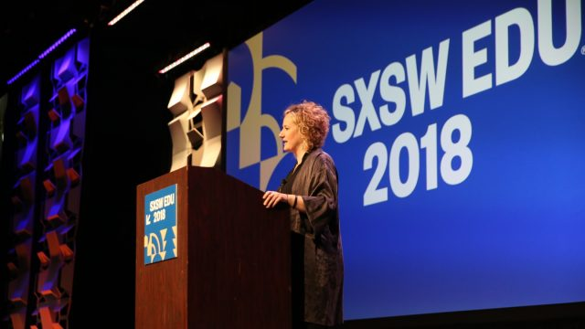 danah boyd SXSW EDU 2018 keynote, What Hath We Wrought?