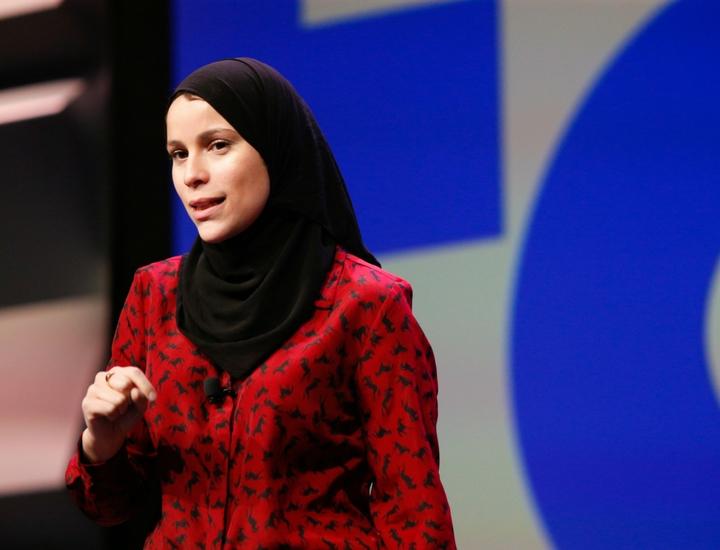 Dr. Alaa Murabit, SXSW EDU 2018 keynote Who Has the Right to Education?