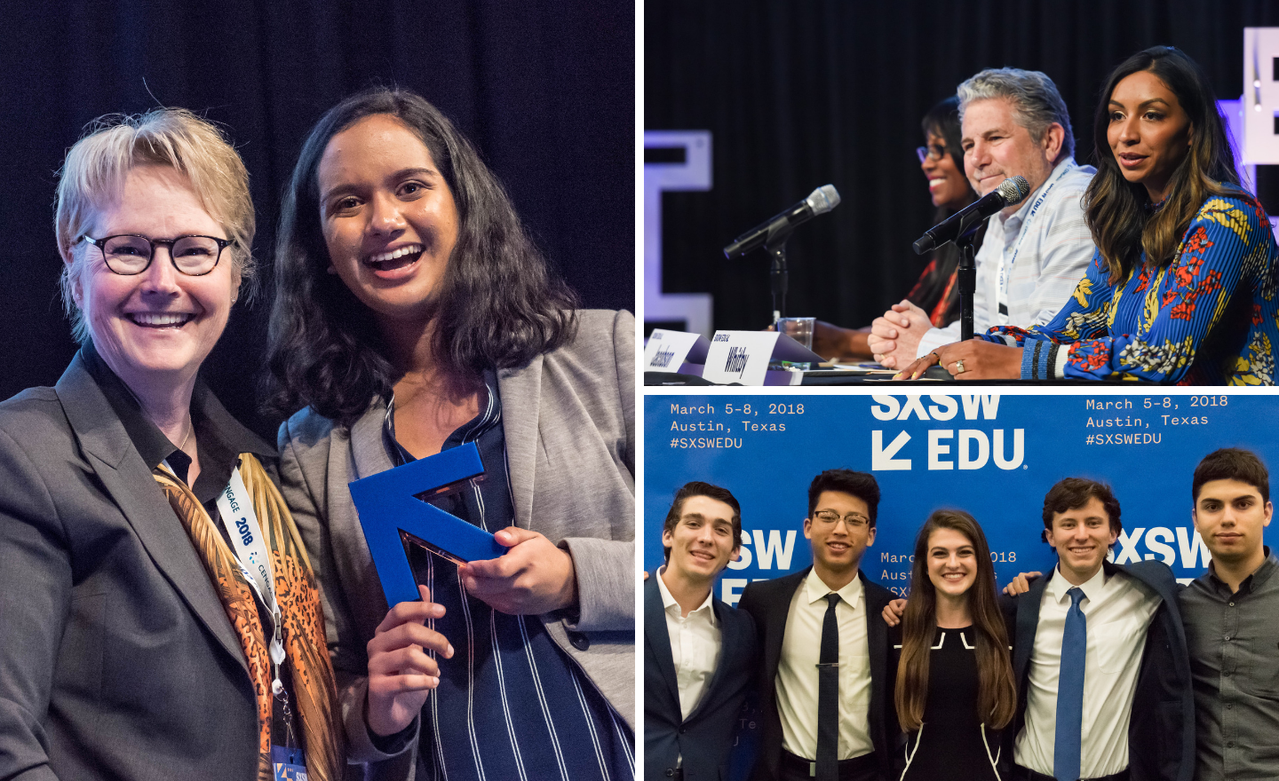 SXSW EDU 2018 Student Startup competition