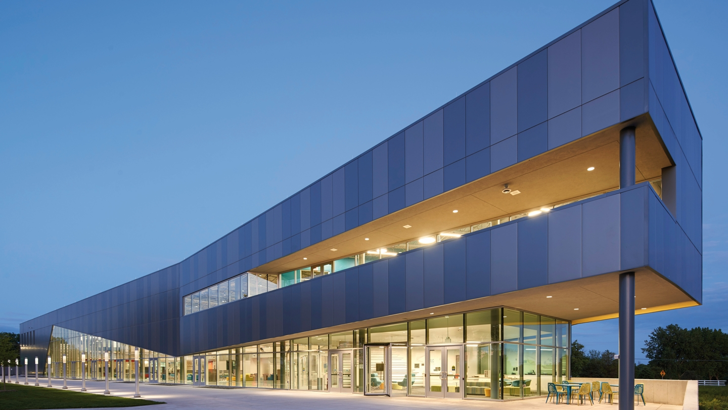 2019 Learn by Design finalists, Waukee Innovation & Learning Center (WILC).