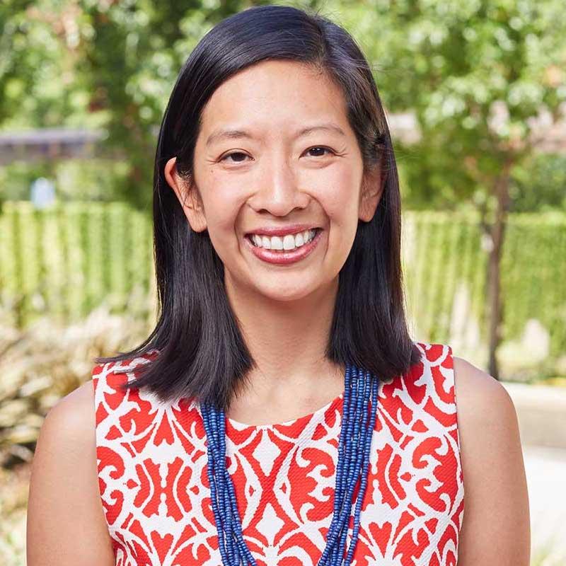 SXSW EDU 2019 Learn by Design Judge, Stephanie Santoso.