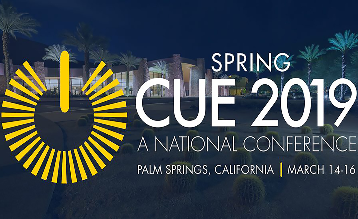 CUE Spring Conference