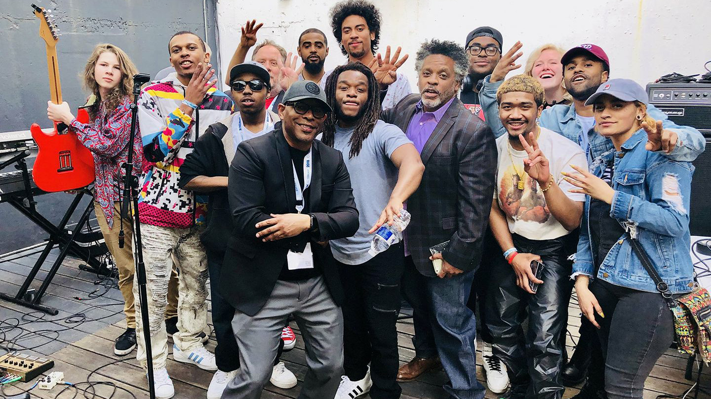 High School for the Recording Arts SXSW EDU 2018
