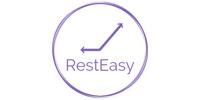 RestEasy Logo White