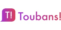 Toubans! Logo
