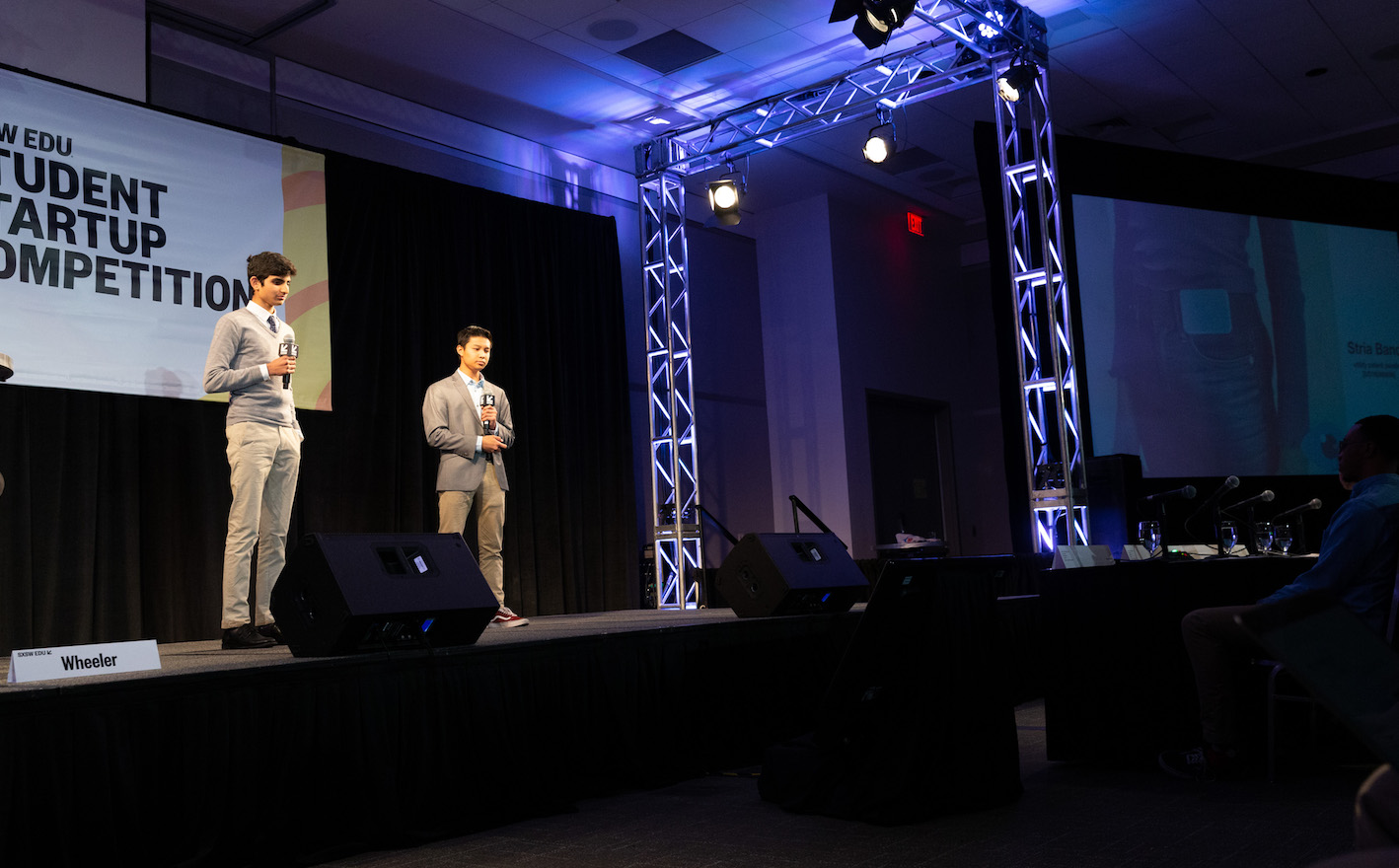 SXSW EDU 2019 Student Startup Competition photo by Steve Rogers
