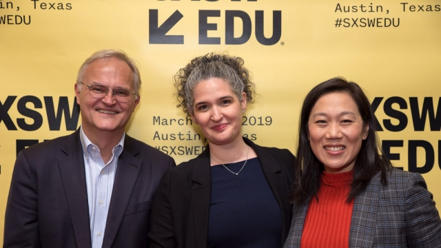 Translating Research into Practice at SXSW EDU 2019. Photo by Translating Research into Practice at SXSW EDU 2019. Photo by Chris Saucedo.
