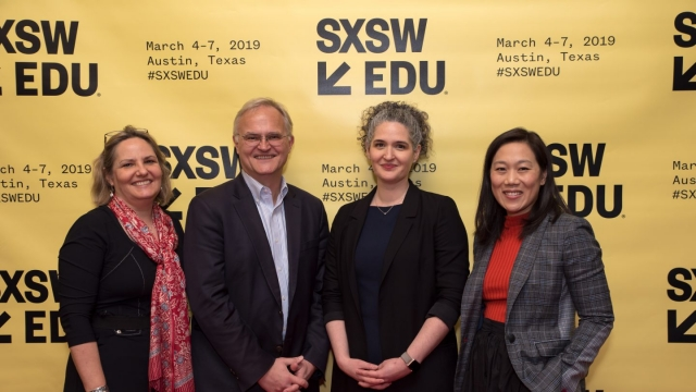 Translating Research into Practice at SXSW EDU 2019. Photo by Photo by Chris Saucedo.