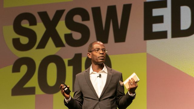 Patrick Awuah Jr keynote at SXSW EDU 2019.