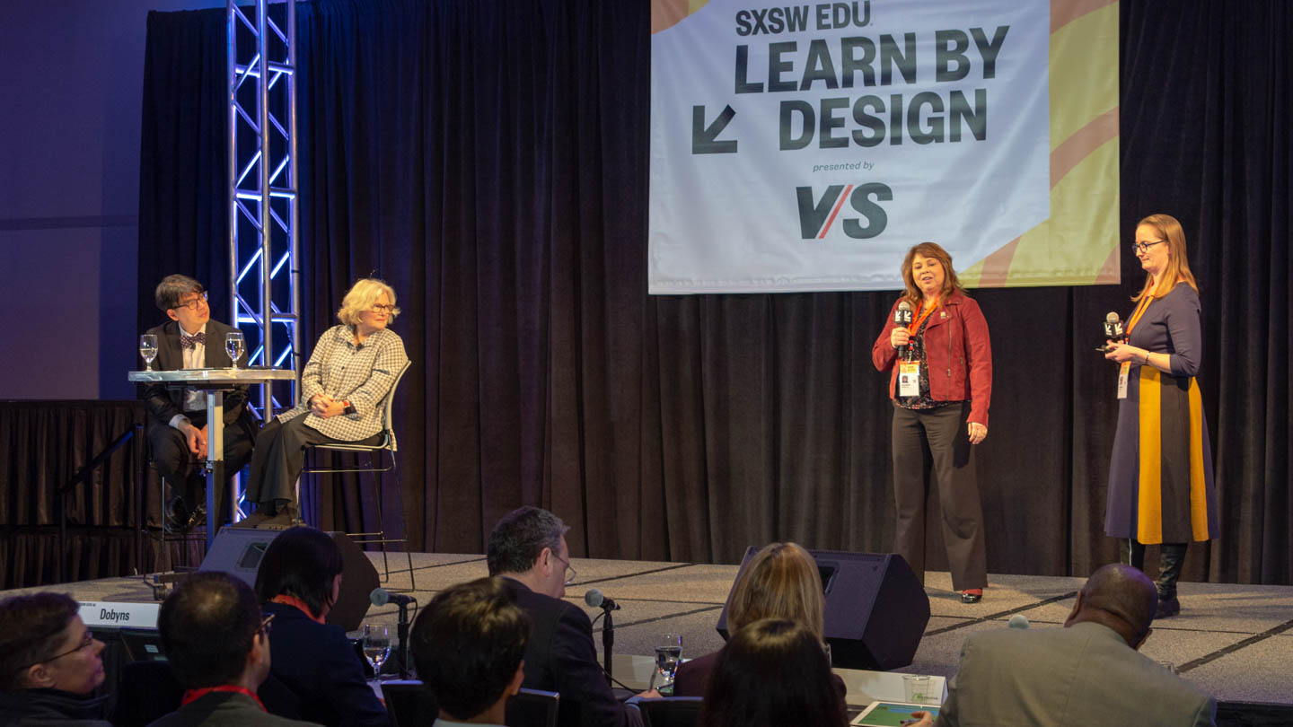 SXSW EDU 2019 Learn by Design Competition. Photo by Hans Watson.
