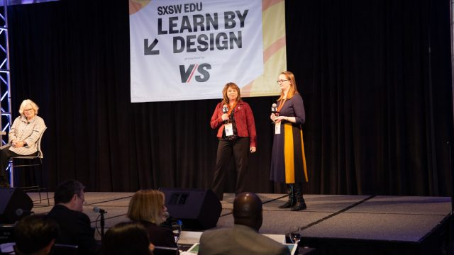 SXSW EDU 2019 Learn by Design competition pitch.