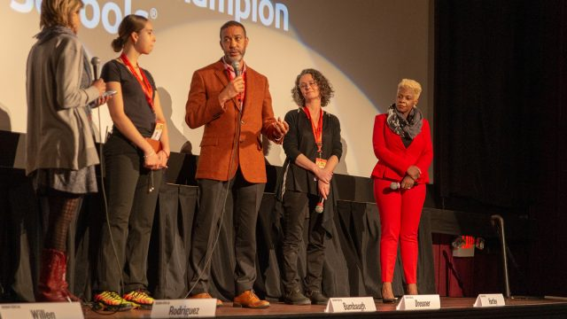 SXSW EDU 2019 Personal Statement Film Screening photo by Hans Watson.