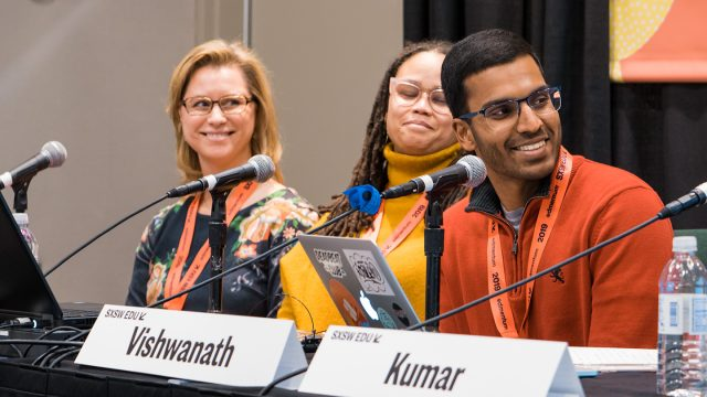 SXSW EDU 2019 Virtual Reality Panel Session photo by Christopher Bouie