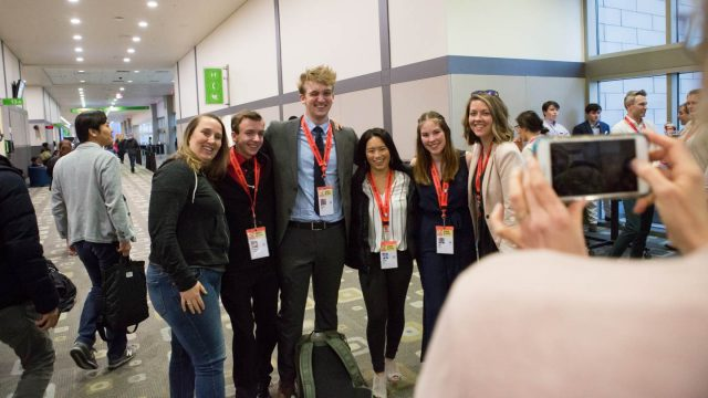 Students at SXSW EDU 2019.