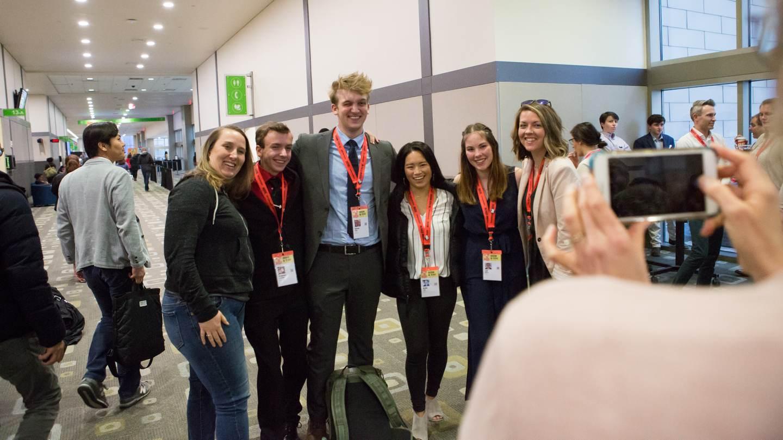 Students at SXSW EDU 2019.
