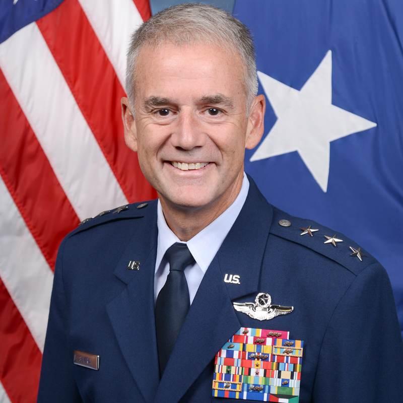 Lieutenant General Jay Silveria