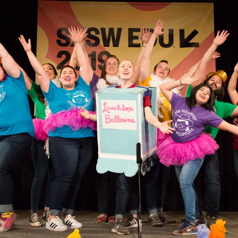 SXSW EDU 2019 Performance