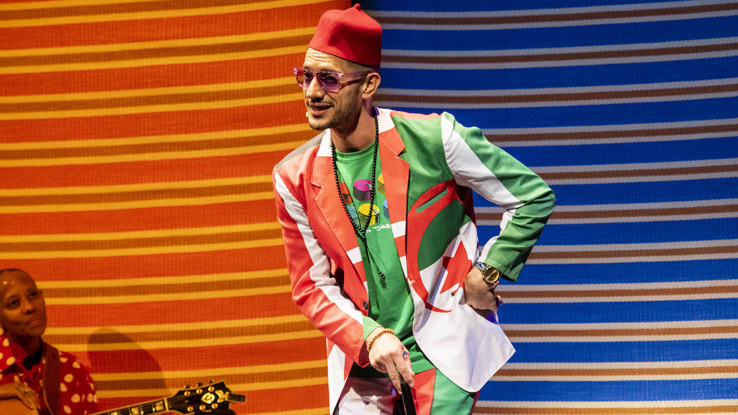 hassan hajjaj performance