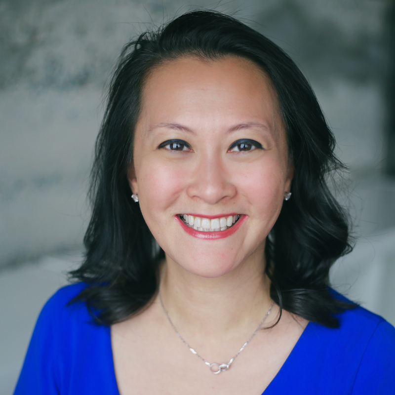 Nancy Lue, Co-Founder & COO of Advanced Education R&D Fund