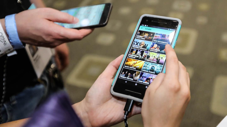 SXSW mobile app