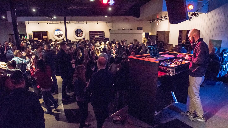 SXSW EDU 2019 Opening Party photo by Amanda Stronza