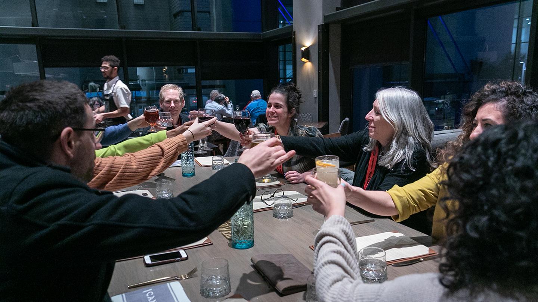 SXSW EDU 2019 Pop Up Dinner photo by Steven Snow