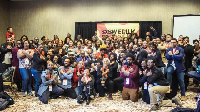 Black Teachers Matter: Community Meet Up at SXSW EDU 2019.