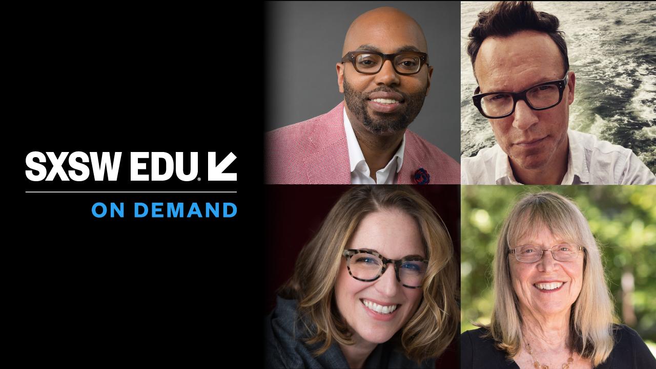 Christopher Emdin, Jessica Lahey, Esther Wojcicki, & Mike Kleba on Masters of Practice [VIDEO]