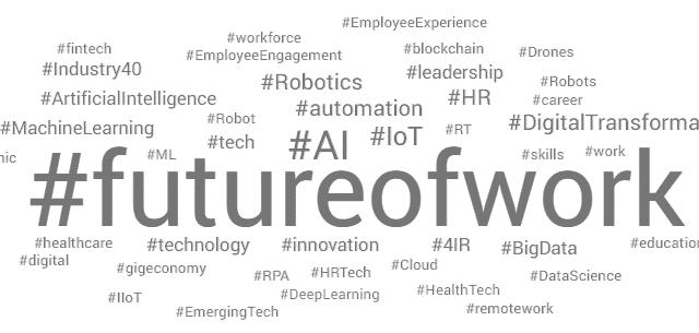 #futureofwork infographic