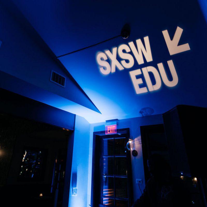 SXSW EDU 2019.