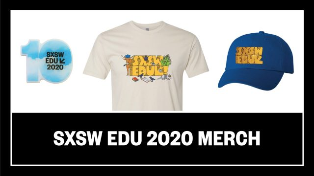 Official SXSW EDU Merch