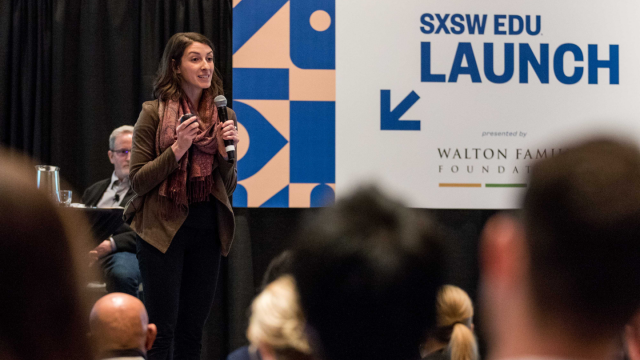 SXSW EDU 2018 Launch Startup Pitch Competition