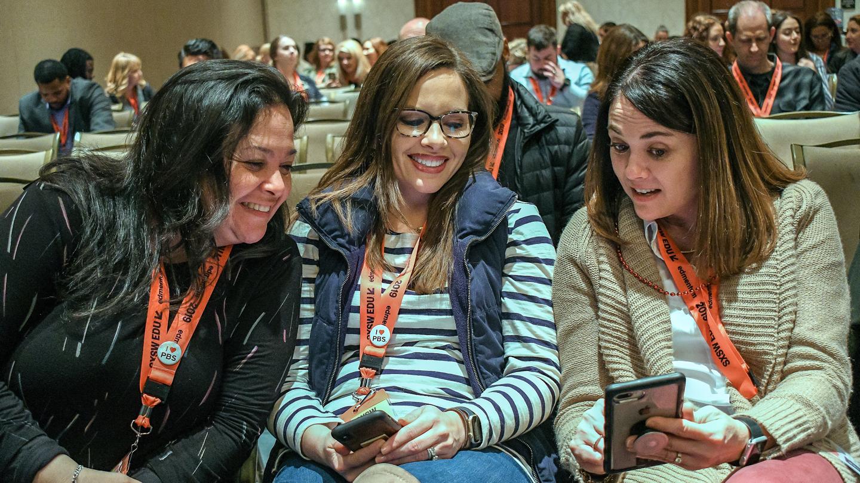 SXSW EDU 2019 EdTech Lip Sync session. Photo by Debbie Finley.