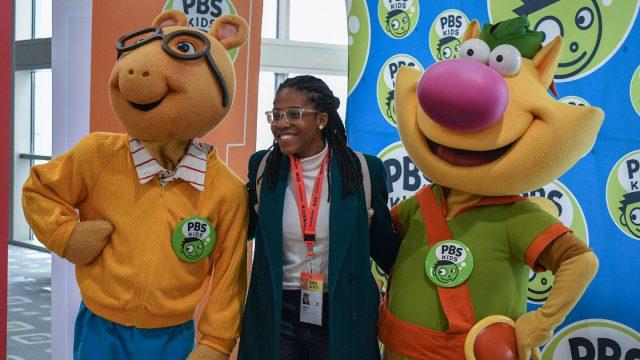 PBS Kids at SXSW EDU 2019.